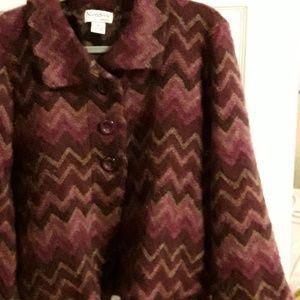 Jackets & Blazers - Wow!! 💚💚Wool blend Jacket